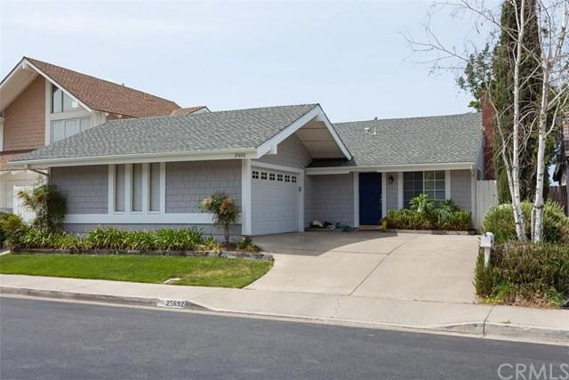 25692 Nugget, Lake Forest CA 92630