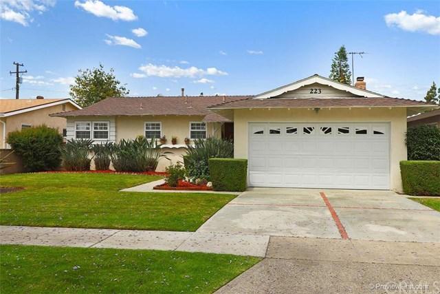 223 S Loma Linda Dr, Anaheim, CA