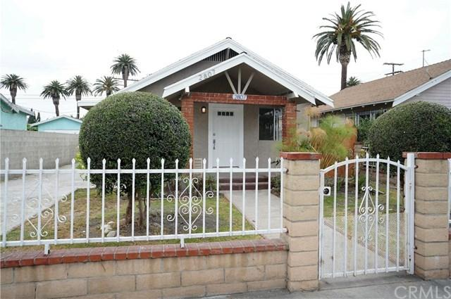 2807 S Sycamore Ave, Los Angeles, CA