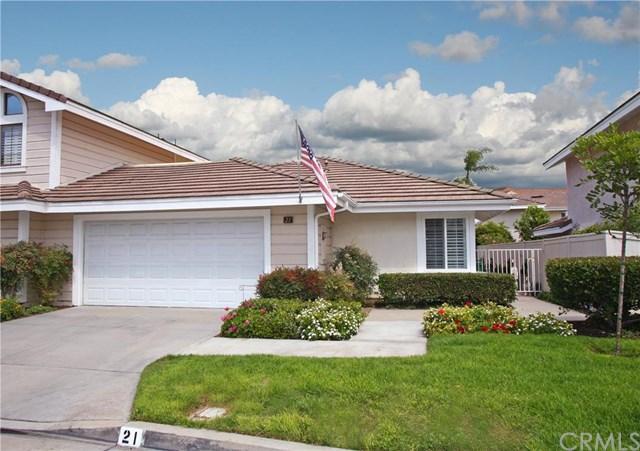 21 Cedarlake, Irvine CA 92614