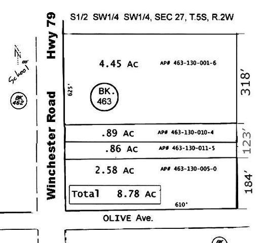 28920 Winchester Rd, Winchester, CA 92596