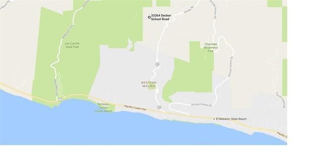 33364 Decker School Rd, Malibu, CA 90265