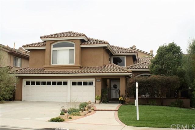 25932 Cedarbluff, Laguna Hills, CA 92653