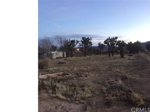 0 Cassia Dr, Yucca Valley, CA 92284