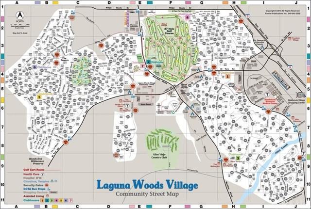 966 Calle Aragon #Q, Laguna Woods, CA 92637