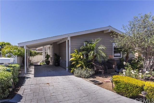 17 Saratoga #17, Newport Beach, CA 92660
