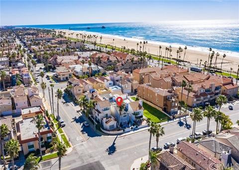 Downtown Huntington Beach Anaheim Ca