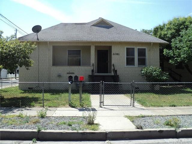 1081 Robinson St, Oroville CA 95965