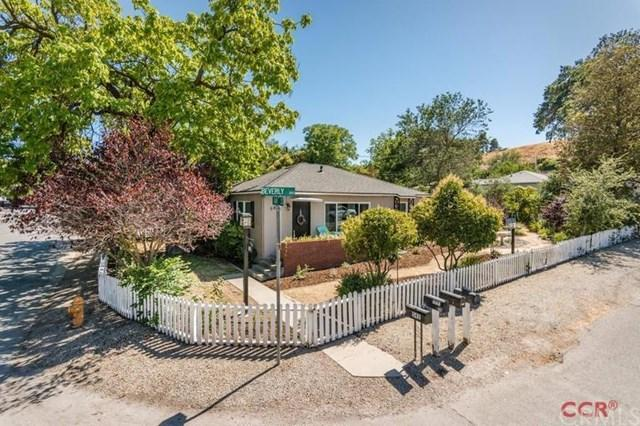 542 Beverly Ave, Paso Robles, CA 93446