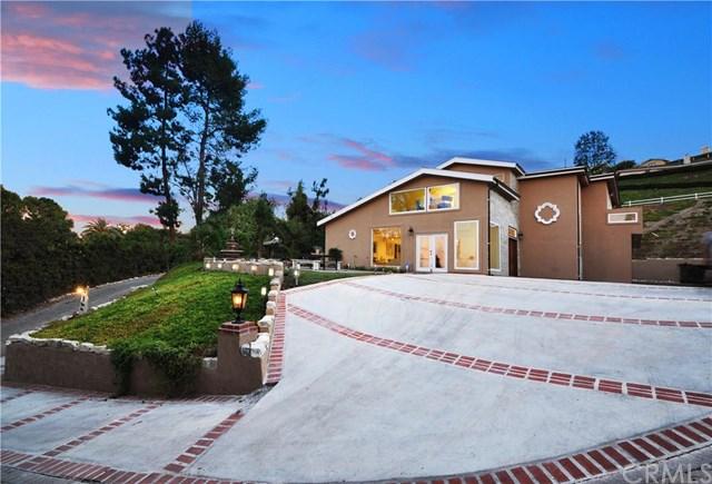 5 Cayuse Ln, Rancho Palos Verdes, CA