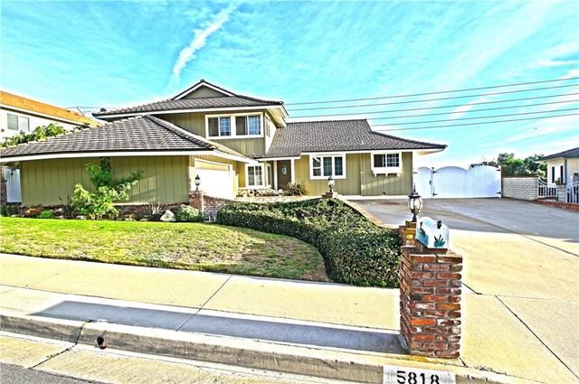 5818 Sunmist Dr, Rancho Palos Verdes, CA