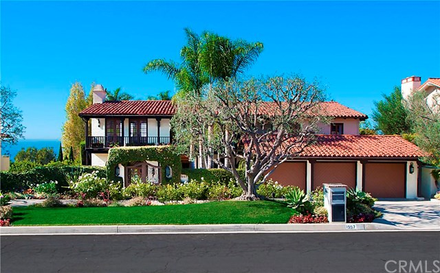 1557 Via Lopez, Palos Verdes Peninsula, CA