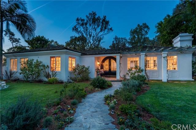 3617 Via Palomino, Palos Verdes Estates, CA 90274