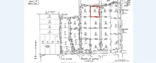 0 Cor Avenue S4115th #STE sun, Sun Village, CA 93543