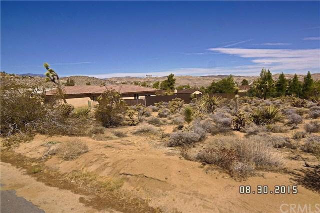 58329 Carlyle, Yucca Valley, CA 92284