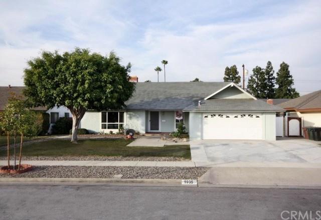 1935 W Chanticleer Rd, Anaheim CA 92804