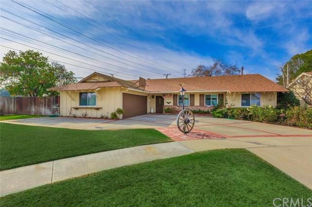 1621 S Faywood St, Anaheim CA 92804