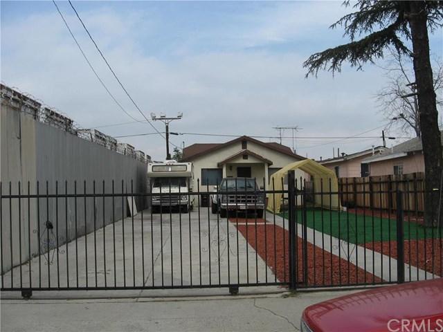 1363 E 33rd St, Los Angeles, CA 90011