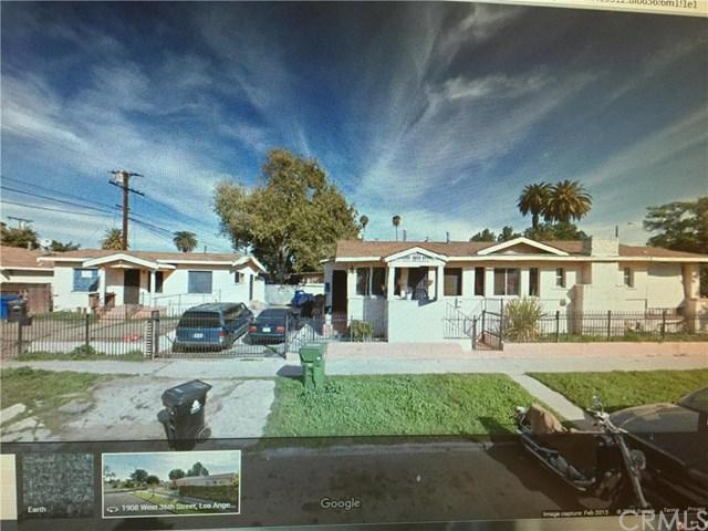 1909 W 36th St, Los Angeles, CA 90018
