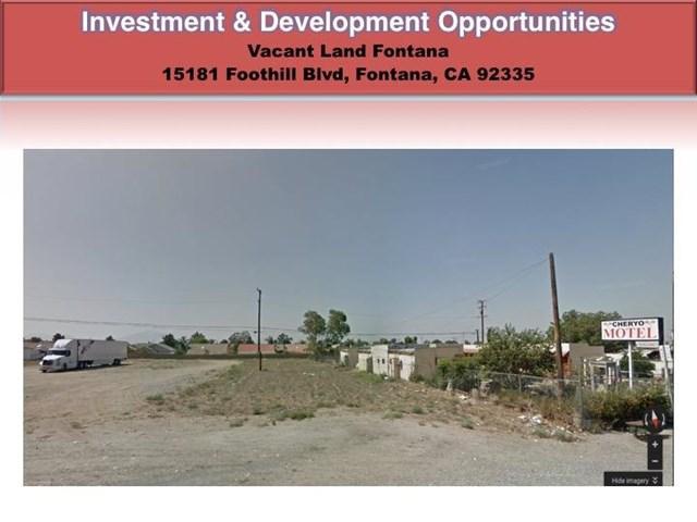 15181 Foothill Blvd, Fontana, CA 92335