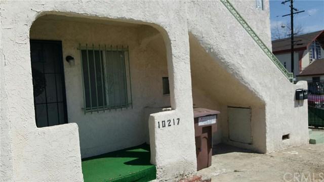 10215 S Normandie Avenue, Los Angeles, CA 90044