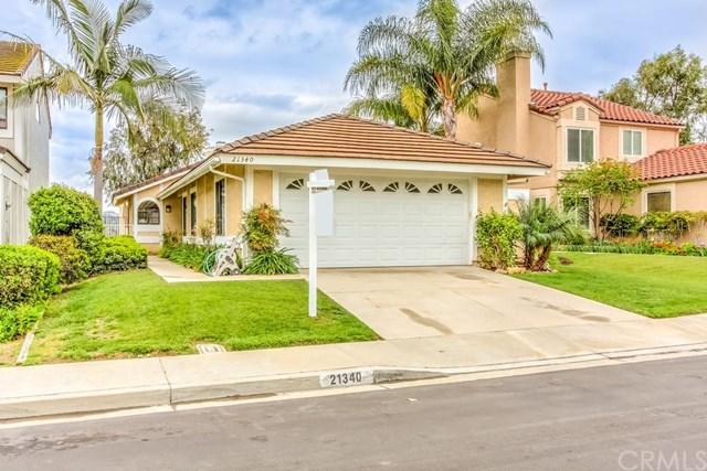 21340 Via Del Halcon, Yorba Linda, CA