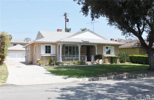 15931 Haldane Street, Whittier, CA 90603