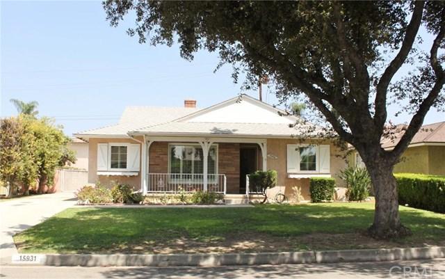 15931 Haldane St, Whittier, CA 90603
