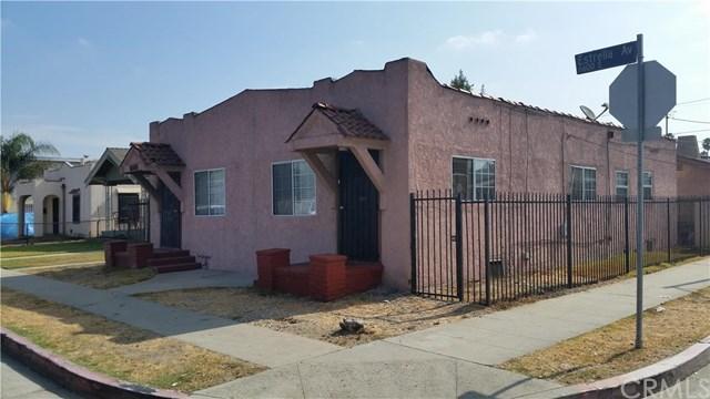 6636 Estrella Ave, Los Angeles, CA 90044