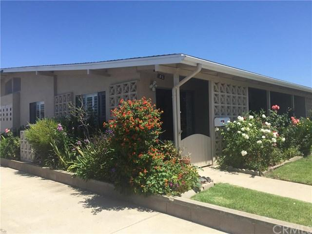 1660 Tam Oshanter #M14-5-L, Seal Beach, CA 90740