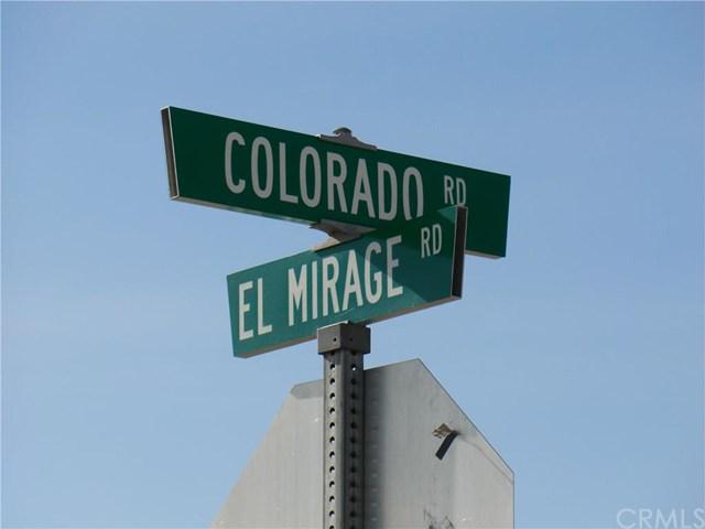 0 Colorado Road, El Mirage, CA 92301