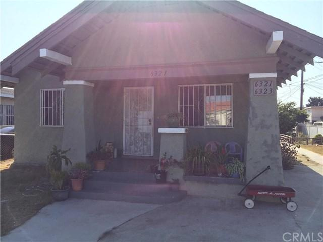 6321 Denver Ave, Los Angeles, CA 90044