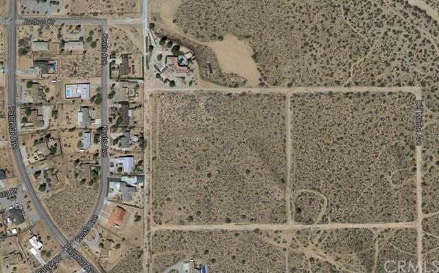 0 Joshua, Yucca Valley, CA