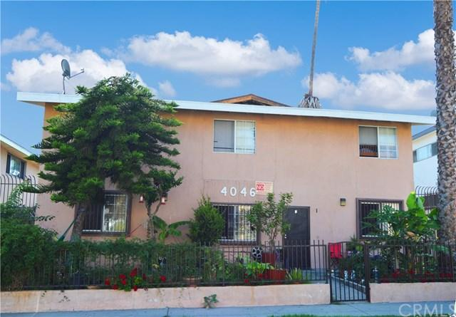 4046 Nicolet Ave, Los Angeles, CA 90008