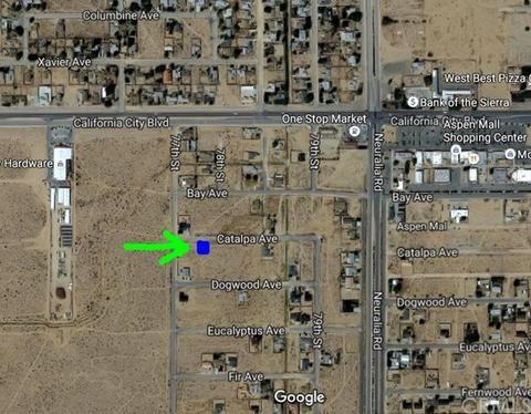 7720 Catalpa Ave, California City, CA 93505