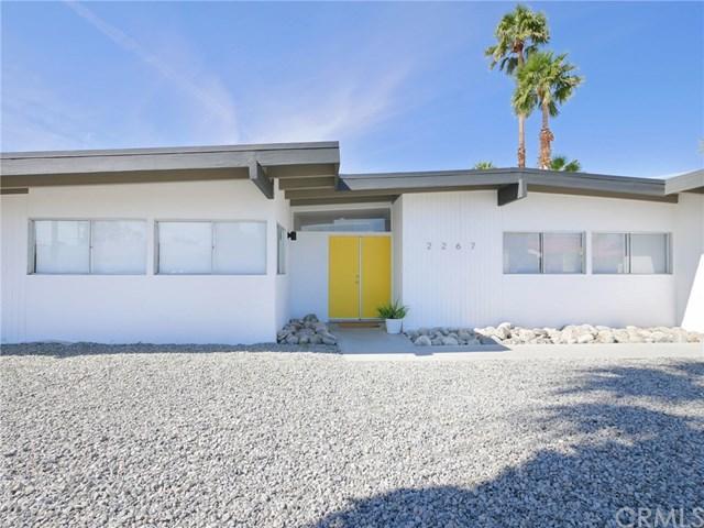 2267 N San Antonio Rd, Palm Springs, CA 92262