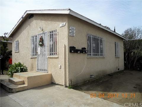 346 W 75th St, Los Angeles, CA 90003