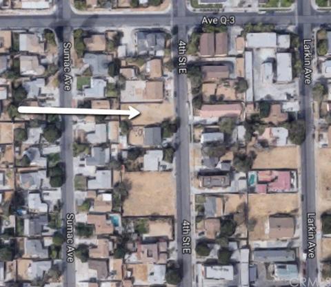 0 Vac4th Stevic Avenue Q3, Palmdale, CA 93550