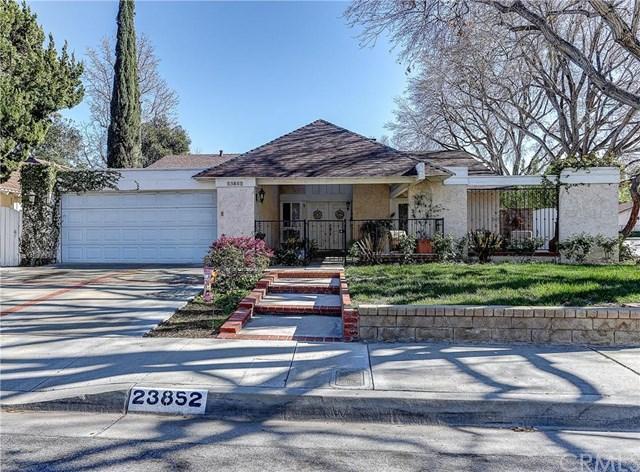 23852 Rotunda Rd, Valencia, CA