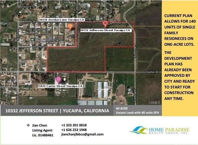 10332 Jefferson St, Yucaipa, CA 92399