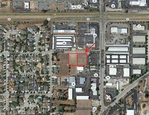 0 Mesa Rd, Paso Robles, CA