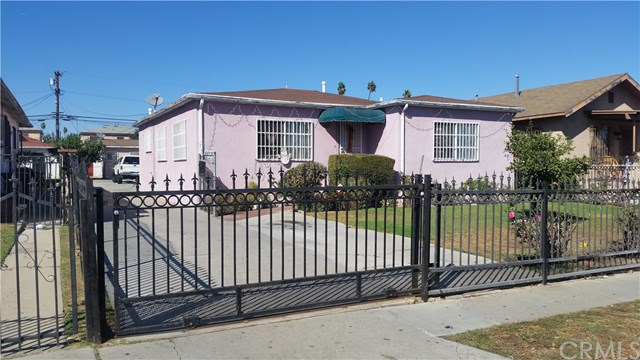 857 W 85th St, Los Angeles, CA 90044