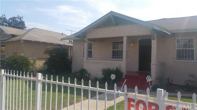 246 W 91st St, Los Angeles, CA 90003