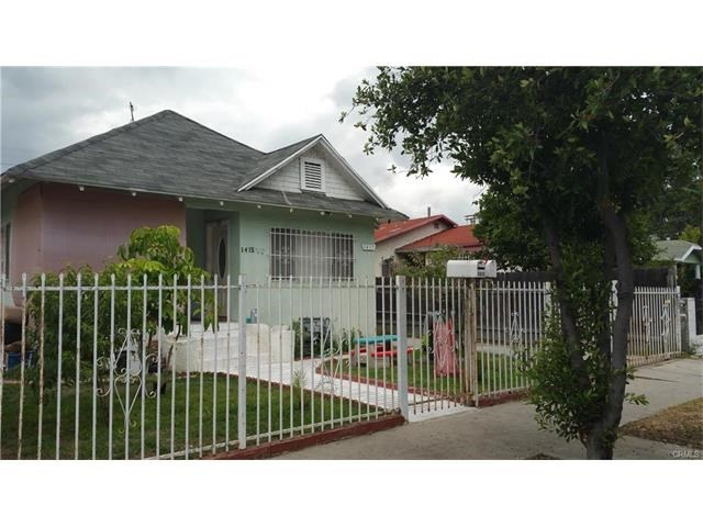 1415 E 46th Street, Los Angeles, CA 90011