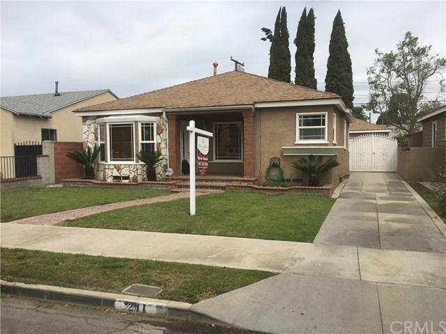 241 E Adams St, Long Beach, CA 90805