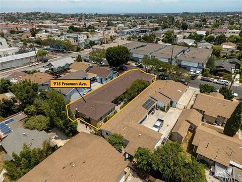 915 Freeman Ave, Long Beach, CA 90804