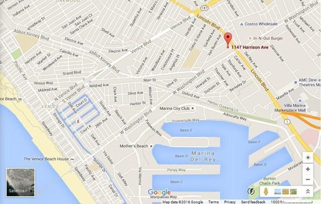 1147 Harrison Ave, Venice, CA 90291