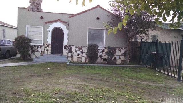 406 W 99th St, Los Angeles, CA
