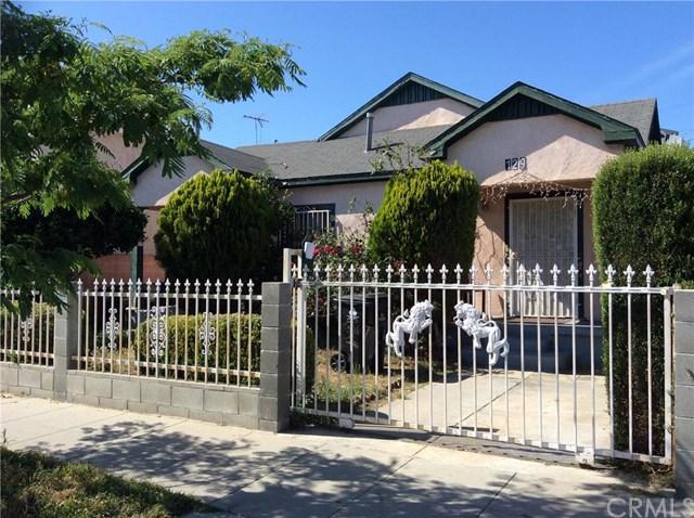 129 W 71st St, Los Angeles, CA 90003