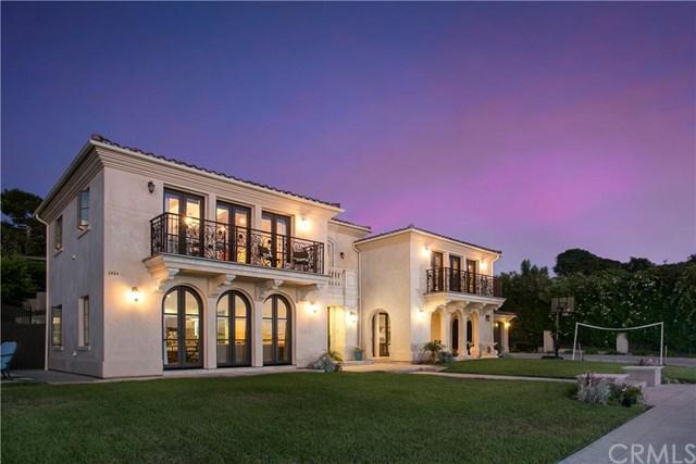 3004 Paseo Del Mar, Palos Verdes Estates, CA 90274